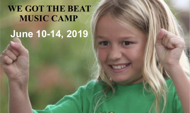 We Got The Beat Music Camp