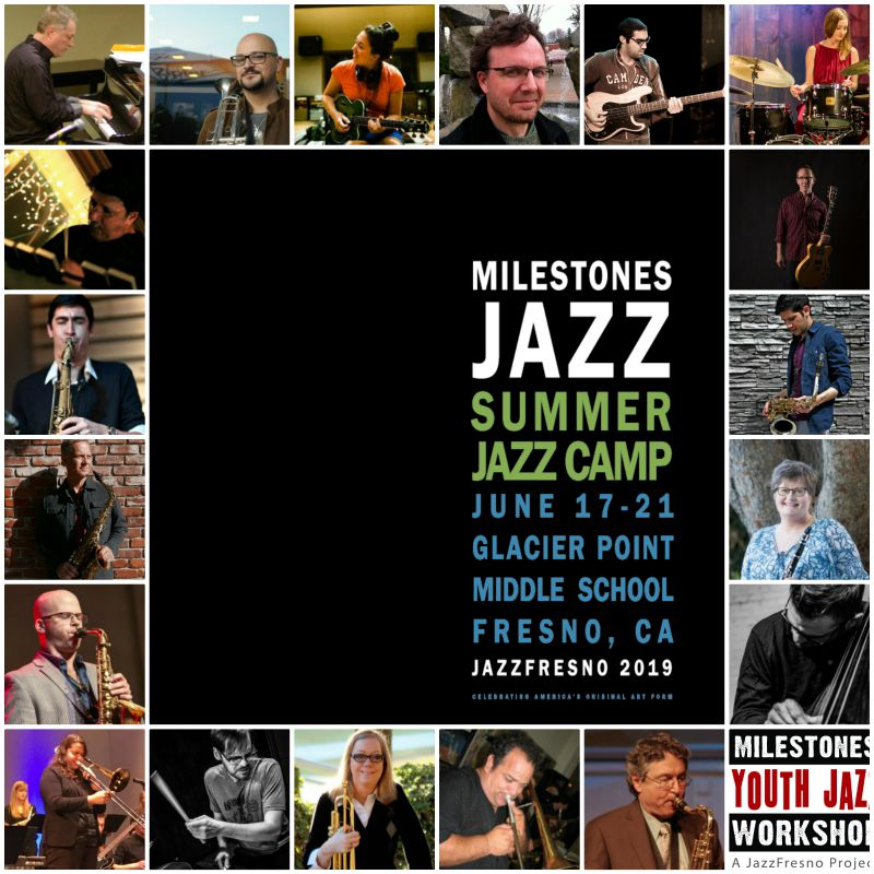 Milestones Summer Jazz 2019